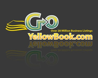 Go Yellow Book logo