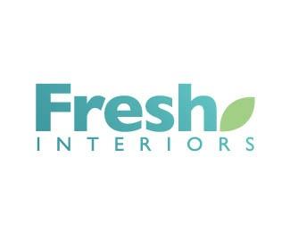 blue,cool,design,green,leaf logo