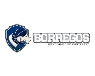 blue,mexico,sports,lambs,monterrey logo