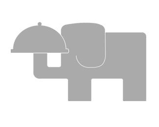 elephant,restaurant logo