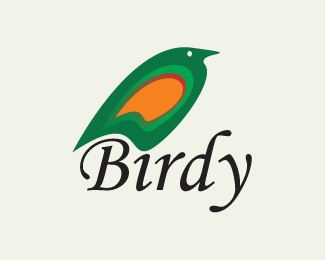 bird,birding,birdy logo