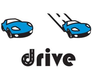 car,drive,road logo