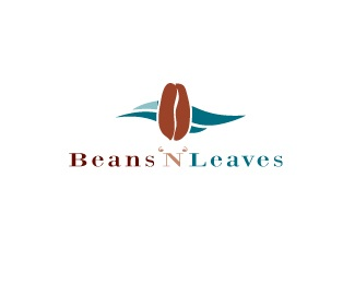 Beans N Leaves logo