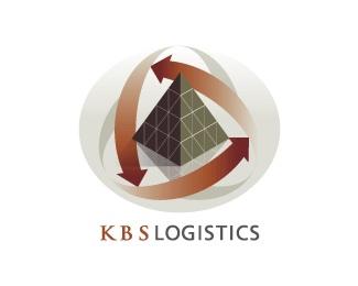 KBS Logistics Logo logo