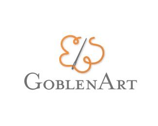 design,embroidery,goblenart,tapsestry logo