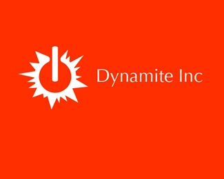 orange,Power,bright,dynamite,explode logo