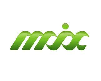 mix,twirl,gree logo