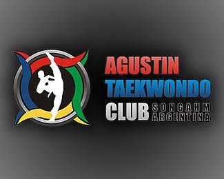argentina,taekwondo songahm logo