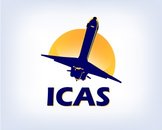 software,airplane,aeronautics logo