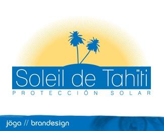 Soleil De Tahiti logo