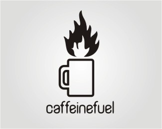 coffee,cup,fire,flame,mug logo