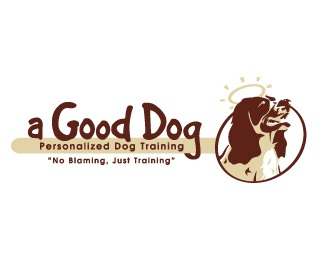 animal,dog,training,canine logo