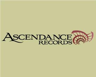 music,record label,ascendance logo