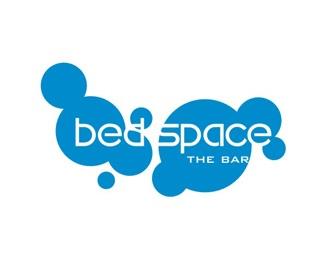 bar,dream,bed space,logogram logo