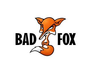 animal,red,fun,conex,rude logo