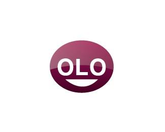 face,smile,bubble,2.0,olo logo