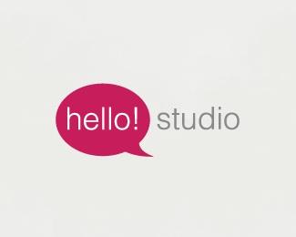 poland,hello,graphic studio logo