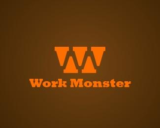 monster,work,teeth,jaw,jaws logo