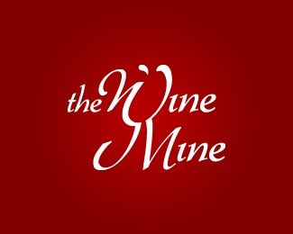 logo,the,wine,mine logo