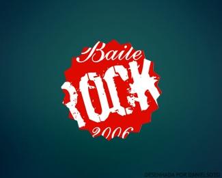 rock,party,baile,festa logo