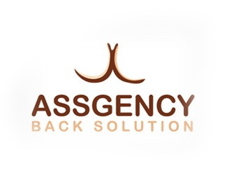 funny,fun,ads,joke,assgency logo