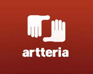 Internet Art Gallery logo