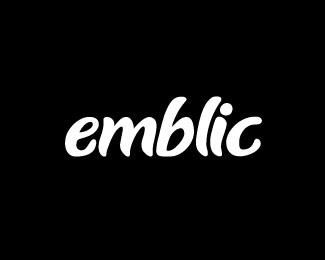 logo,logotype,modern,branding,emblic videos logo