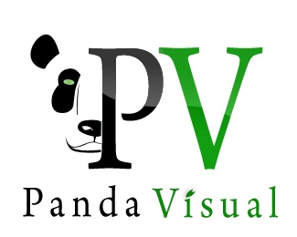 bamboo,black,green,leaf,animals logo