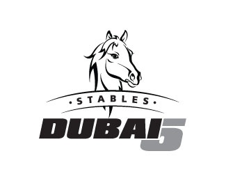 horse,logo,dubai,icon logo