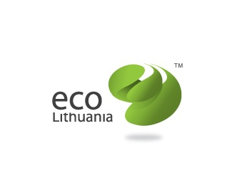 green,eco logo