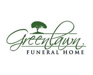 tree,funeral logo