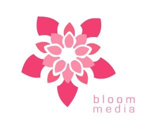 flower,logo logo