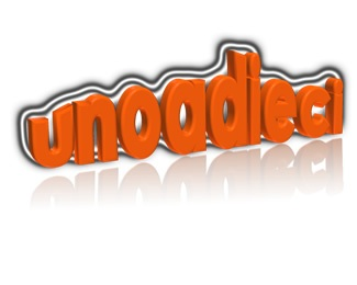 3d,car,racing,model,unoadieci logo
