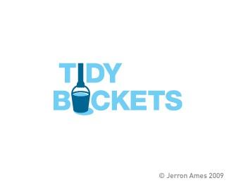 hand,bucket,ames,jerron logo