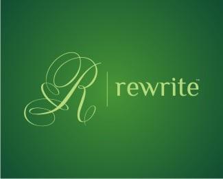 mark,write,brand,rewrite logo