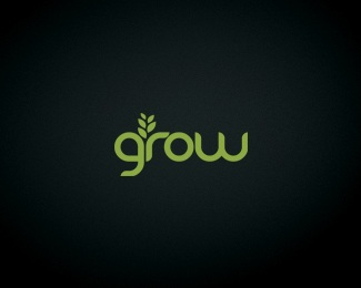 green,grow,eco,ngo logo