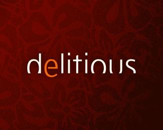 delicious,logo,music,soul,brn logo