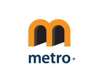 logo,studio,metro,agency logo