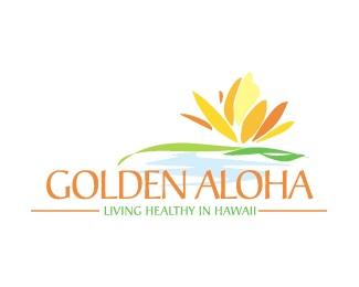 flower,nature,health,medical,hawaii logo