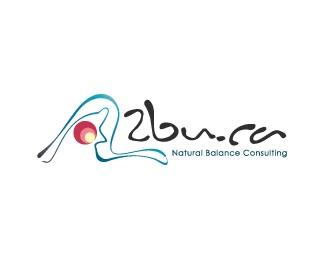 nature,health,yoga,balance,custom logo design logo