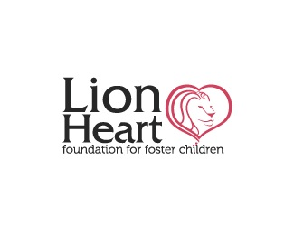 Lion Heart Foundation For Foster Children logo