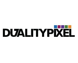 Duality Pixel logo