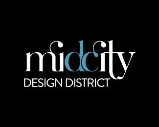 blog,design,designers,midcity design district logo