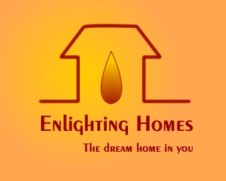 Enlighting Homes logo