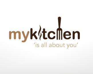 food,cook,kitchen logo