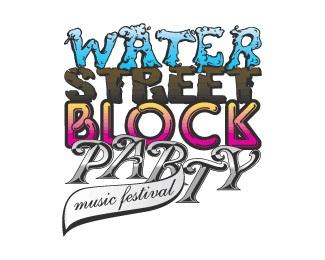 fun,creative logo design,music festival logo