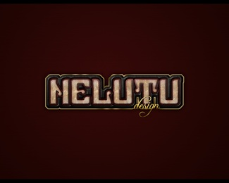 design,nelutu logo