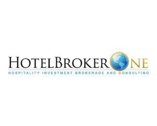 hotel,broker logo