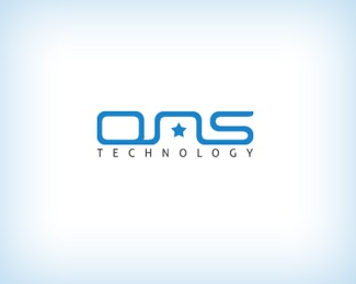 blue,a,o,s,ddesign logo
