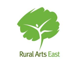 arts,tree,dancing logo